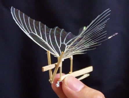 Как сделать из бумаги орнитоптер 100