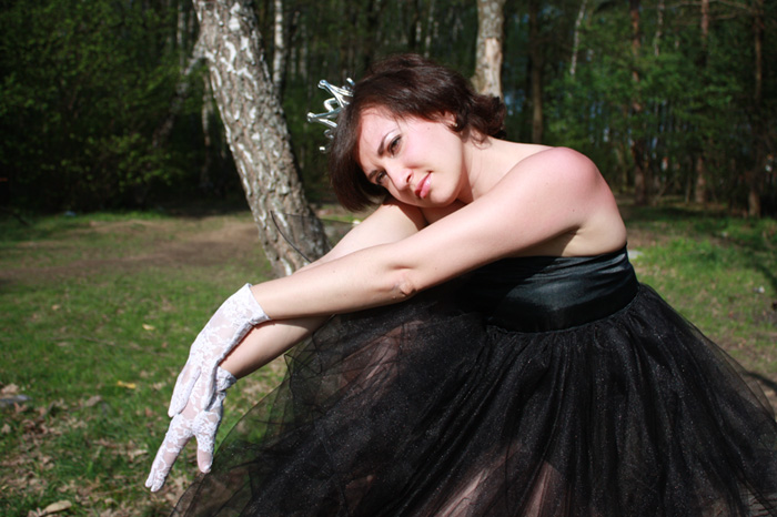 порно царевна лебедь