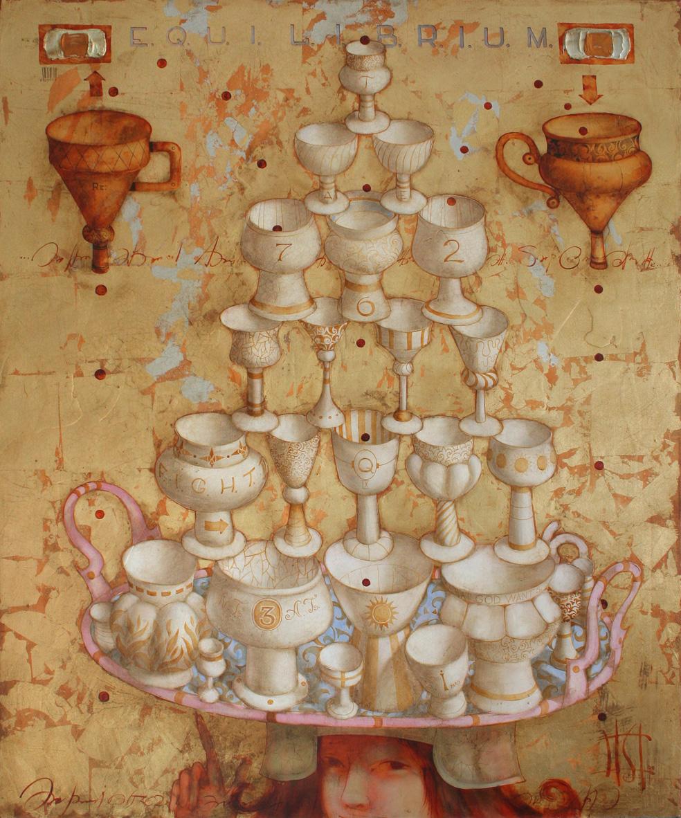Обои картина, Украинская Ночь, свидание, масло, Николай Пимоненко, холст. Разное foto 19