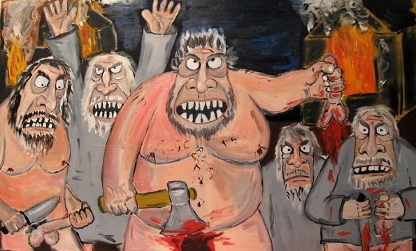 Всех женщин России нужно обрезать, чтобы разврата не было на Земле, - муфтий Северного Кавказа - Цензор.НЕТ 3489