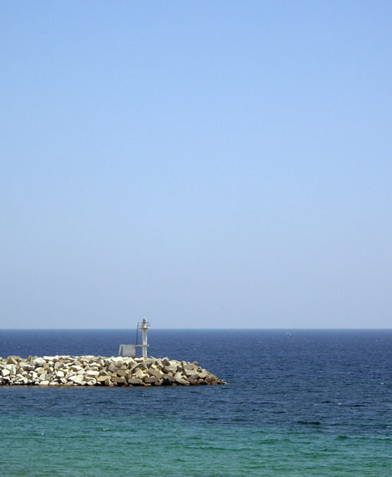 Тунис. Монастир. Маяк