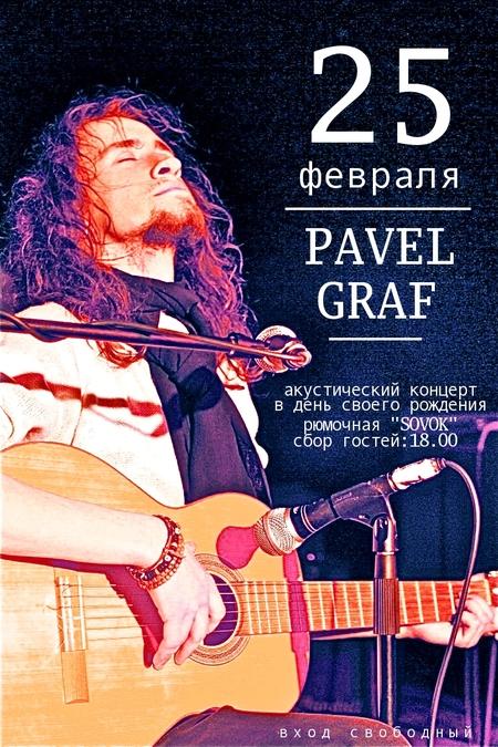 PAVEL GRAF |..