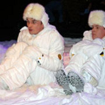 Зима Евгений Гришковец