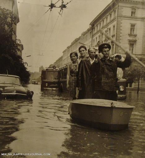 Наводнение на р. Неглинка, 1959г.jpg