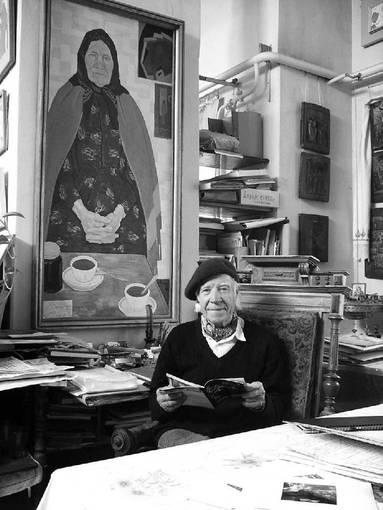 Аникеев Михаил Корнеевич (16.03.1925 - 10.11.2011.)