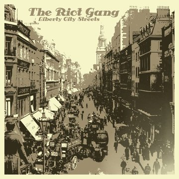 Liberty City Streets The Riot Gang