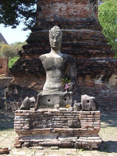 Безрукий Будда