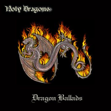 Holy Dragons - Dragon Ballads The Heepnotizer