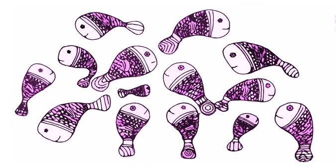 "Цикл ""Рыбки"".."