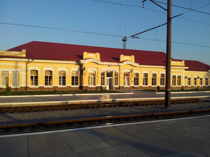 Павлоград 1