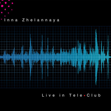 Live in Tele-club DVD Inna Zhelannaya