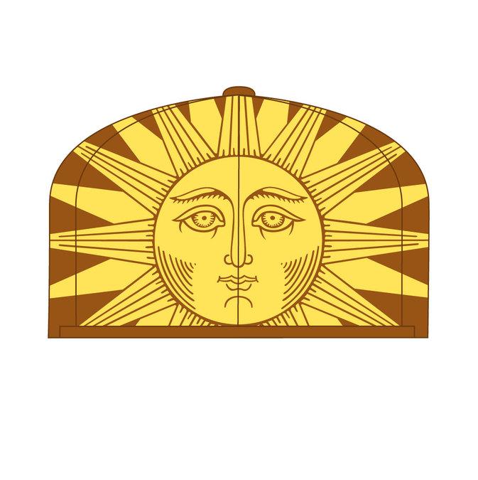 кепка-солнце