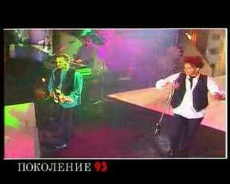 """Выступление на музыкальном фестивале """"Поколение-93"""""""