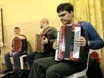 Выступление Андрея Голикова на концерте Graeme Mackay