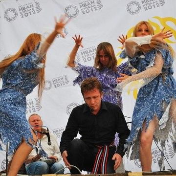 """""""Зов"""": фолк-рок опера (2012) Этно-рок-группа Календарь"""
