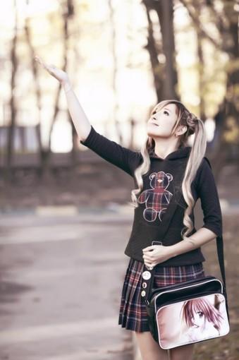 Katrin, manga-pop singer