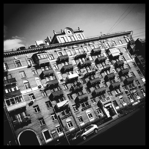 Дом по Новопесчаной улице
