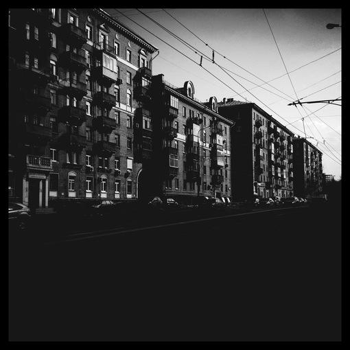 Новопесчаная улица (Novopeschanaya Street)