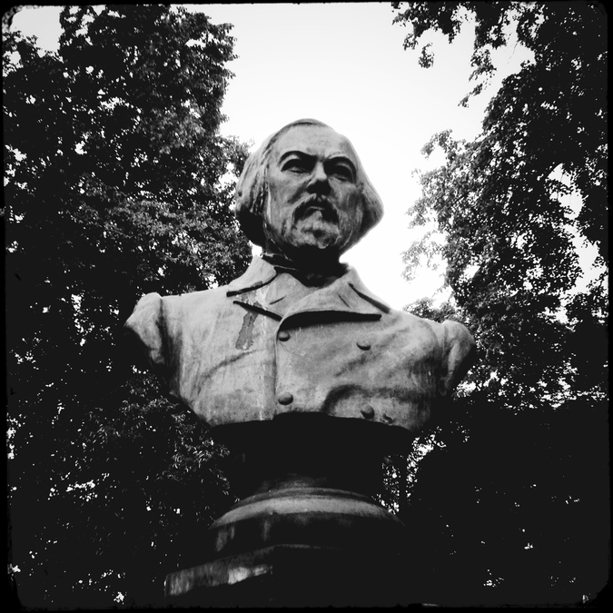 Глинка (Monument to Mikhail Glinka)
