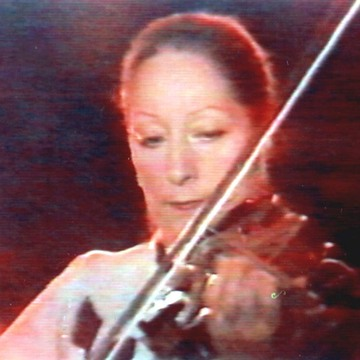 Леонарда Бруштейн на видео с концертов Андрей Костин