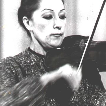 Э.Григ - СОНАТА № 3 (2Ч) Leonarda Brushteyn 1935-1999