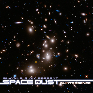 Quintessence Space Dust