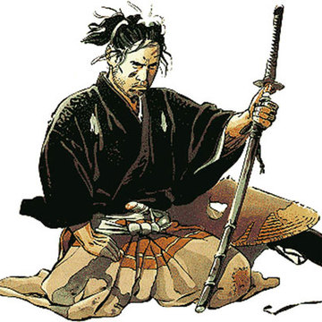 Последний самурай Максим Шиков
