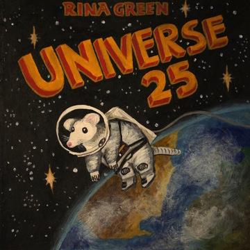Вселенная 25 Рина Грин