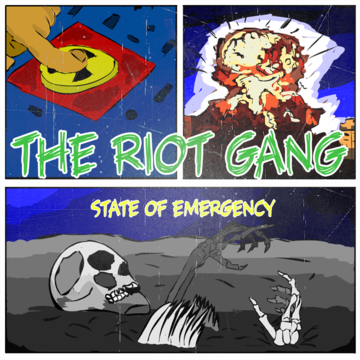State of Emergency EP The Riot Gang