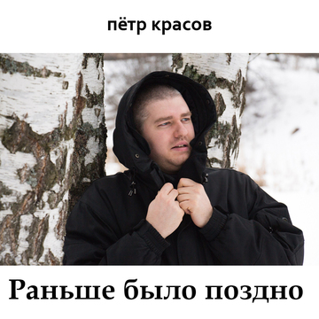 Раньше было поздно Пётр Красов