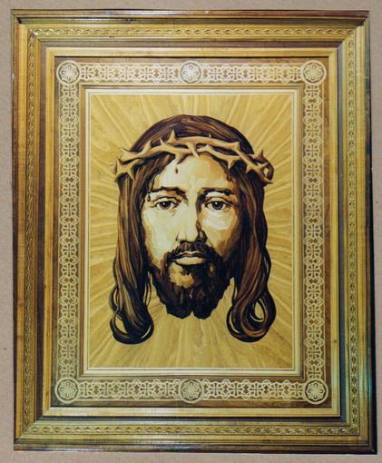 Лик Христа.