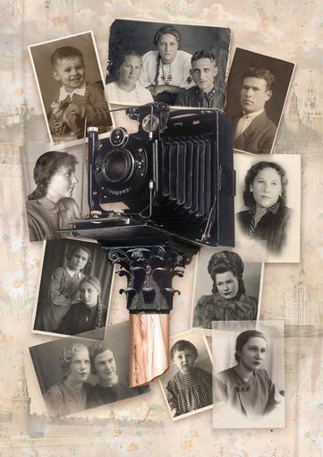 Рассказ старой камеры