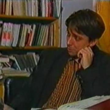Video In memory of Sergei Kuryokhin