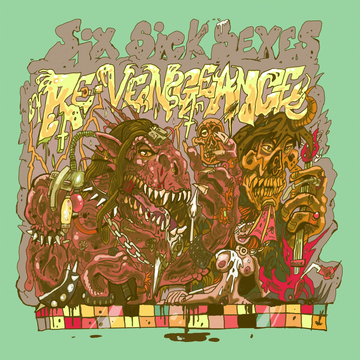 six sick sexes RE-VENGEANCE Official