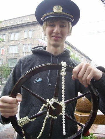 Капитан Антон Перцев