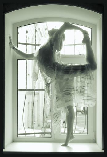 Окрыленная танцем
