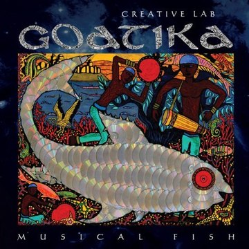 Musical Fish Goatika Creative Lab