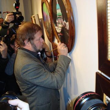 Арт-визит БГ в Киев. Анатолий