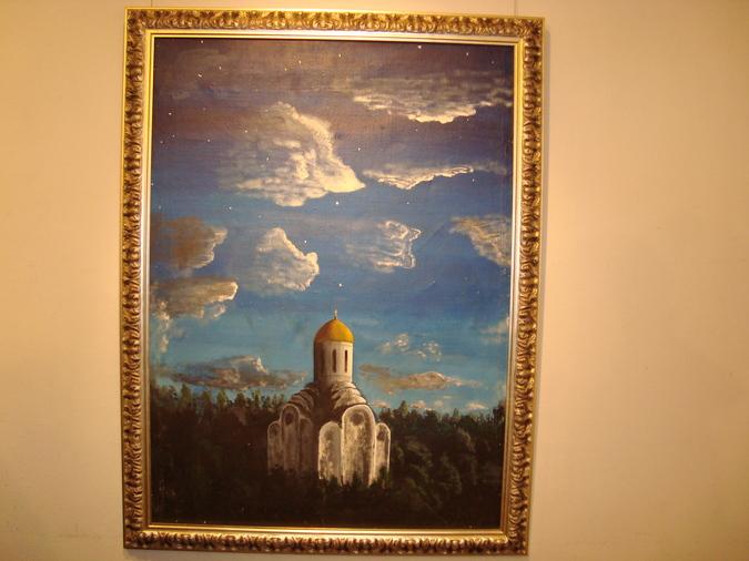 """""""Белая церко.."""
