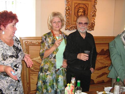 Евгений Михайлович с Альфиёй