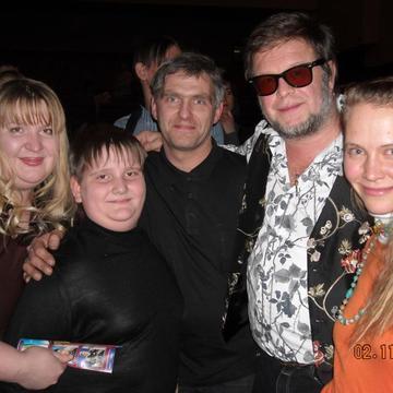 Концерты 2009-го Официальная страница Бориса Гребенщикова