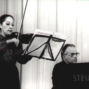 Г.Няга - Соната 3ч Leonarda Brushteyn 1935-1999
