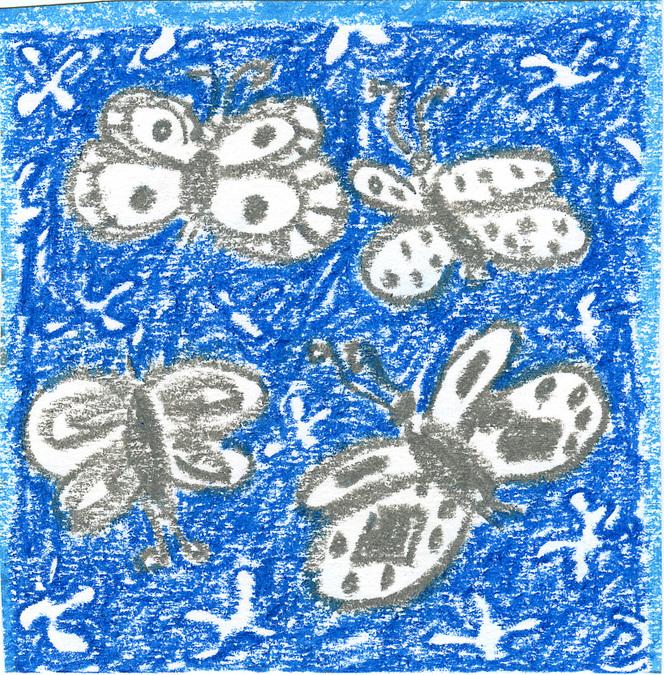 """""""Ночные бабочки"""""""