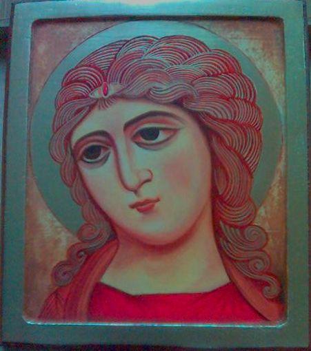 Ангел Златые власы