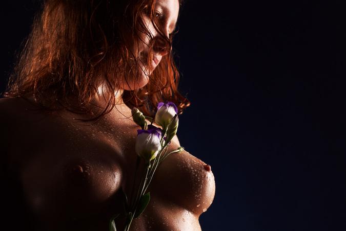 Цветочная эротика