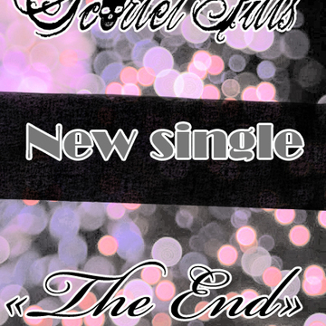 The End [single 2010] Scarlet Pills