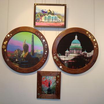 ноябрь 09, выставка в Киеве Аквариум I Борис Гребенщиков I БГ