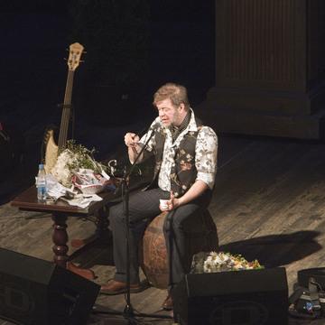 июнь`10, Одесса Аквариум I Борис Гребенщиков I БГ
