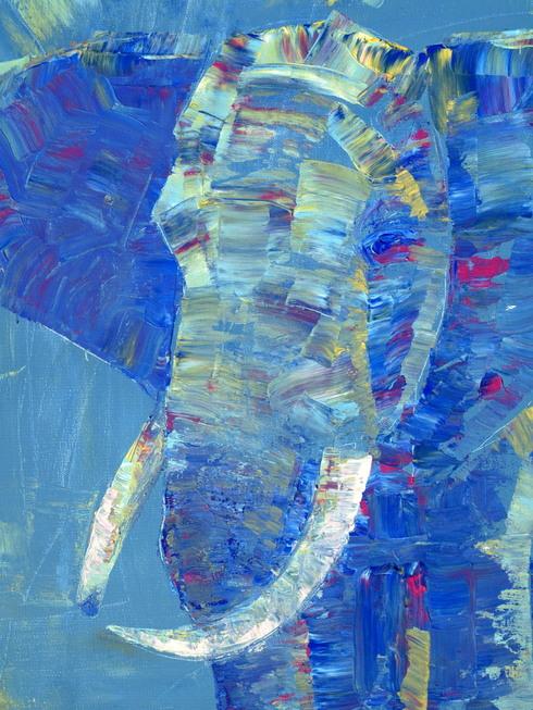 Слон М.