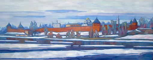 Новгородский кремль. Novgorod Kremlin.